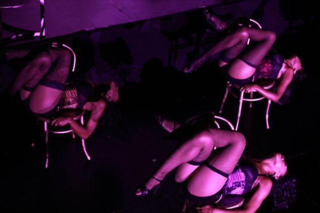 Harlem's Night Cabaret ftg Brown Betties