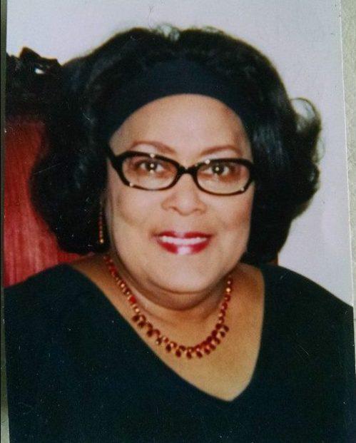 Grandma Alberta White Brown Bettie